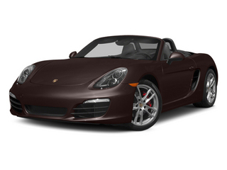 Mahogany Metallic 2014 Porsche Boxster Pictures Boxster Roadster 2D S H6 photos front view