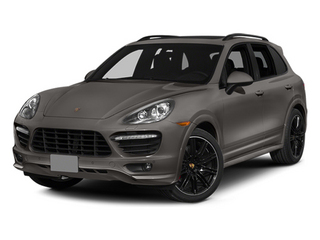 Meteor Gray Metallic 2014 Porsche Cayenne Pictures Cayenne Utility 4D GTS AWD V8 photos front view