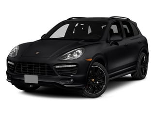 Black 2014 Porsche Cayenne Pictures Cayenne Utility 4D GTS AWD V8 photos front view