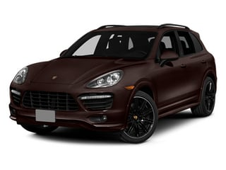 Mahogany Metallic 2014 Porsche Cayenne Pictures Cayenne Utility 4D GTS AWD V8 photos front view