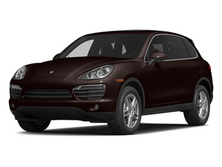 Mahogany Metallic 2014 Porsche Cayenne Pictures Cayenne Utility 4D S AWD V8 photos front view