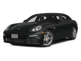 Custom Color Uni 2014 Porsche Panamera Pictures Panamera Hatchback 4D S AWD V8 Turbo photos front view
