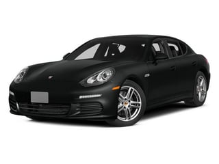 Custom Color Uni 2014 Porsche Panamera Pictures Panamera Hatchback 4D S V6 Turbo photos front view