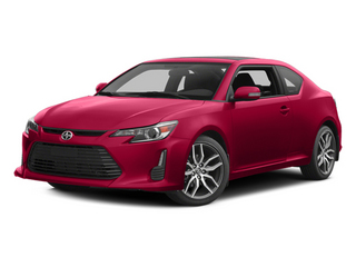 Absolutely Red 2014 Scion tC Pictures tC Liftback 3D Monogram I4 photos front view