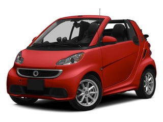 Rally Red 2014 smart fortwo electric drive Pictures fortwo electric drive Convertible 2D Electric photos front view