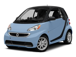 Light Blue Metallic 2014 smart fortwo electric drive Pictures fortwo electric drive Coupe 2D Electric photos front view