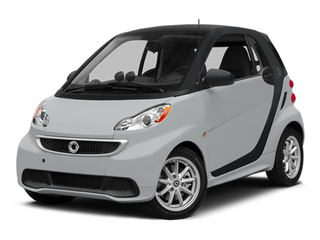 Silver Metallic 2014 smart fortwo electric drive Pictures fortwo electric drive Coupe 2D Electric photos front view