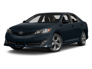 Cosmic Gray Mica 2014 Toyota Camry Pictures Camry Sedan 4D LE I4 photos front view