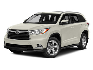 Blizzard Pearl 2014 Toyota Highlander Pictures Highlander Utility 4D Limited 4WD V6 photos front view