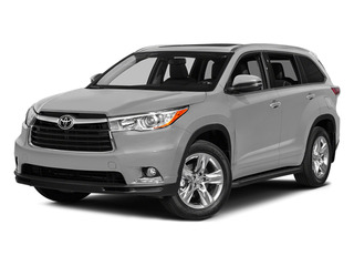 Silver Sky Metallic 2014 Toyota Highlander Pictures Highlander Utility 4D Limited 4WD V6 photos front view