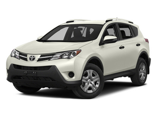 Blizzard Pearl 2014 Toyota RAV4 Pictures RAV4 Utility 4D Limited 4WD I4 photos front view