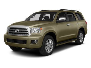 Pyrite Mica 2014 Toyota Sequoia Pictures Sequoia Utility 4D Platinum 4WD V8 photos front view