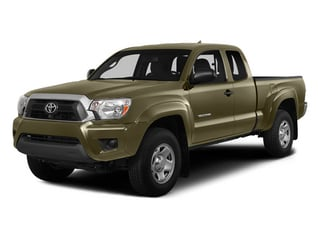Pyrite Mica 2014 Toyota Tacoma Pictures Tacoma Base Access Cab 2WD I4 photos front view