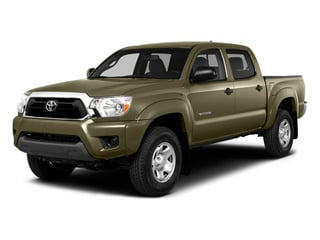 Pyrite Mica 2014 Toyota Tacoma Pictures Tacoma Base 4WD V6 photos front view