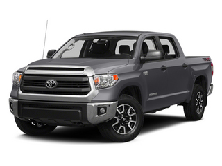 Magnetic Gray Metallic 2014 Toyota Tundra 4WD Truck Pictures Tundra 4WD Truck SR5 4WD 5.7L V8 photos front view