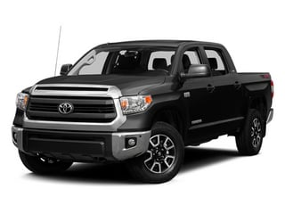Black 2014 Toyota Tundra 4WD Truck Pictures Tundra 4WD Truck SR5 4WD 5.7L V8 photos front view