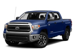 Blue Ribbon Metallic 2014 Toyota Tundra 4WD Truck Pictures Tundra 4WD Truck SR5 4WD 5.7L V8 photos front view