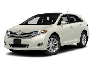 Blizzard Pearl 2014 Toyota Venza Pictures Venza Wagon 4D LE 2WD I4 photos front view