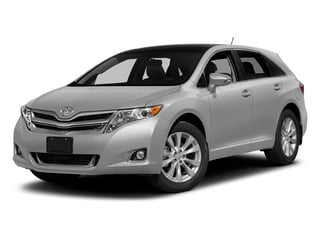 Classic Silver Metallic 2014 Toyota Venza Pictures Venza Wagon 4D LE 2WD I4 photos front view