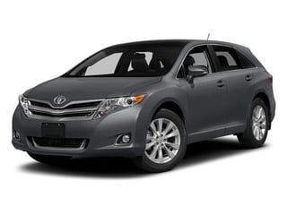 Magnetic Gray Metallic 2014 Toyota Venza Pictures Venza Wagon 4D LE 2WD I4 photos front view