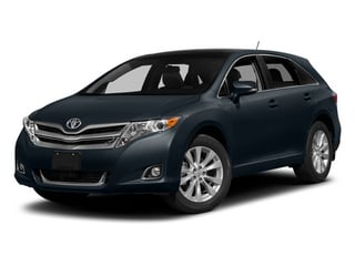 Cosmic Gray Mica 2014 Toyota Venza Pictures Venza Wagon 4D LE 2WD I4 photos front view