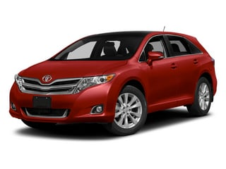 Barcelona Red Metallic 2014 Toyota Venza Pictures Venza Wagon 4D LE 2WD I4 photos front view