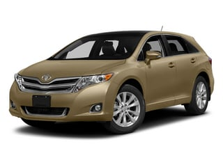 Golden Umber Mica 2014 Toyota Venza Pictures Venza Wagon 4D LE 2WD I4 photos front view