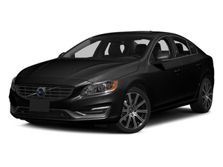 Black Stone 2014 Volvo S60 Pictures S60 Sedan 4D T6 AWD I6 Turbo photos front view
