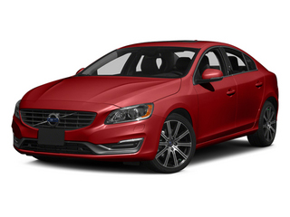 Flamenco Red Metallic 2014 Volvo S60 Pictures S60 Sedan 4D T6 AWD I6 Turbo photos front view