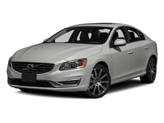 Bright Silver Metallic 2014 Volvo S60 Pictures S60 Sedan 4D T6 AWD I6 Turbo photos front view