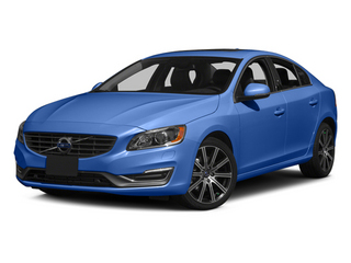 Power Blue Metallic 2014 Volvo S60 Pictures S60 Sedan 4D T6 AWD I6 Turbo photos front view