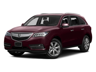 Dark Cherry Pearl 2015 Acura MDX Pictures MDX Utility 4D Advance DVD 2WD V6 photos front view