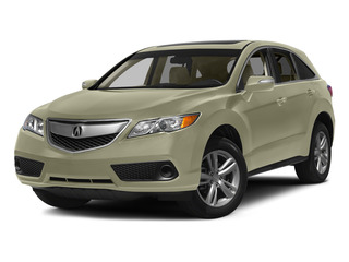 Silver Moon 2015 Acura RDX Pictures RDX Utility 4D AWD V6 photos front view