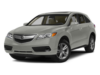 Forged Silver Metallic 2015 Acura RDX Pictures RDX Utility 4D AWD V6 photos front view