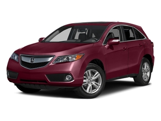 Basque Red Pearl II 2015 Acura RDX Pictures RDX Utility 4D Technology 2WD V6 photos front view