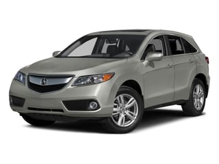 Silver Moon 2015 Acura RDX Pictures RDX Utility 4D Technology 2WD V6 photos front view