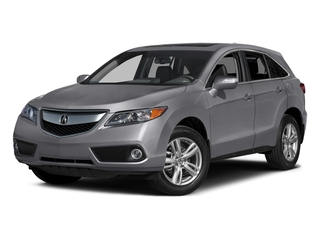Forged Silver Metallic 2015 Acura RDX Pictures RDX Utility 4D Technology 2WD V6 photos front view