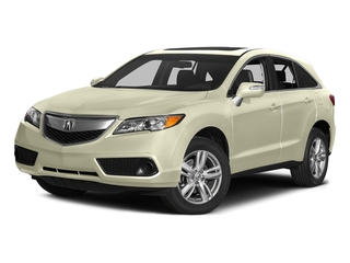 White Diamond Pearl 2015 Acura RDX Pictures RDX Utility 4D 2WD V6 photos front view