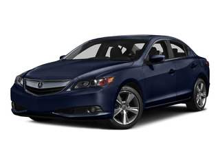 Fathom Blue Pearl 2015 Acura ILX Pictures ILX Sedan 4D Technology I4 photos front view