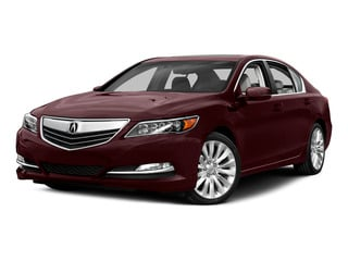 Pomegranate Pearl 2015 Acura RLX Pictures RLX Sedan 4D Technology V6 photos front view