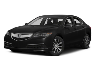 Crystal Black Pearl 2015 Acura TLX Pictures TLX Sedan 4D I4 photos front view