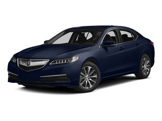 Fathom Blue Pearl 2015 Acura TLX Pictures TLX Sedan 4D Technology I4 photos front view