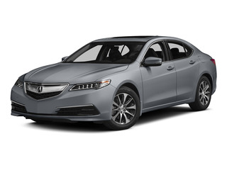 Slate Silver Metallic 2015 Acura TLX Pictures TLX Sedan 4D Technology I4 photos front view