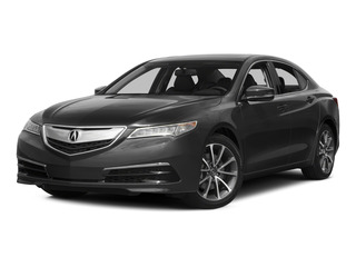 Graphite Luster Metallic 2015 Acura TLX Pictures TLX Sedan 4D V6 photos front view