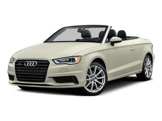Glacier White Metallic/Black Roof 2015 Audi A3 Pictures A3 Conv 2D 1.8T Premium Plus I4 Turbo photos front view