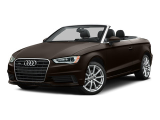 Beluga Brown Metallic/Black Roof 2015 Audi A3 Pictures A3 Conv 2D 1.8T Premium 2WD I4 Turbo photos front view