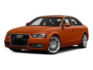 Volcano Red Metallic 2015 Audi A4 Pictures A4 Sedan 4D 2.0T Prestige 2WD photos front view