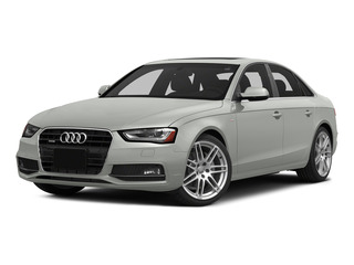 Suzuka Gray Metallic 2015 Audi A4 Pictures A4 Sedan 4D 2.0T Prestige 2WD photos front view