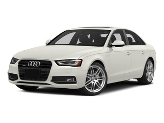 Ibis White 2015 Audi A4 Pictures A4 Sedan 4D 2.0T Prestige AWD photos front view