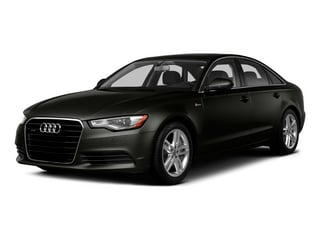 Havanna Black Metallic 2015 Audi A6 Pictures A6 Sedan 4D TDI Prestige AWD photos front view